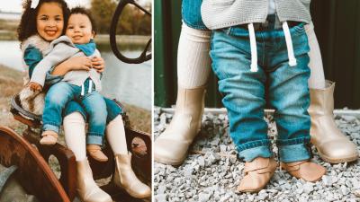Fall Fashion for Kids by Raising Rowells